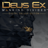 Deus Ex Mankind Divided Digital Deluxe Edition