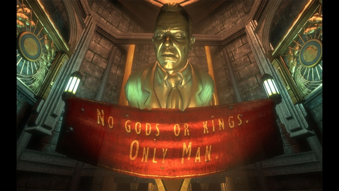 Buy BioShock™ Remastered for Mac   Feral Store