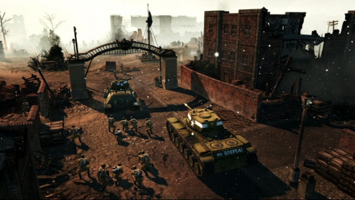 Coh 2 Case Blue : Wot i think company of heroes single player rock paper shotgun