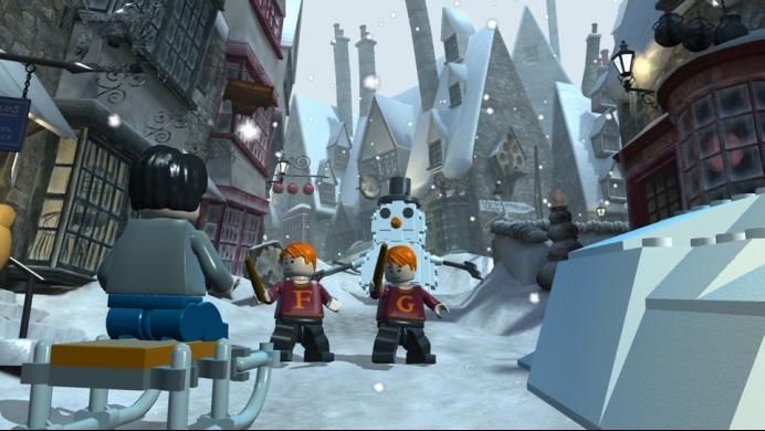 LEGO Harry Potter: Anni 1-4 (Mac): Amazon.it: Videogiochi