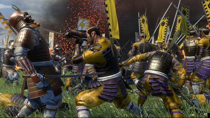 Buy Total War: SHOGUN 2 Collection for Mac and Linux | Feral