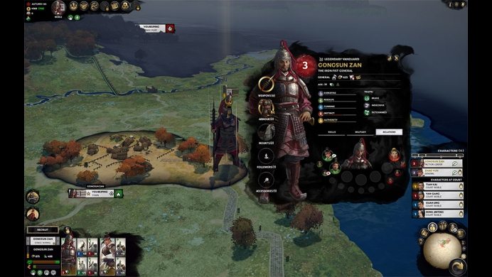 Total War: THREE KINGDOMS - A World Betrayed Download Free