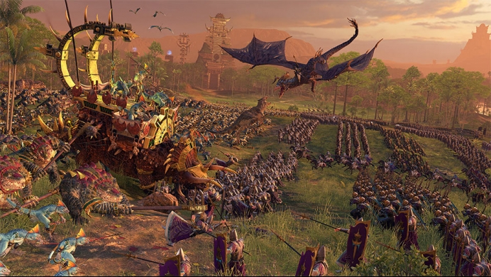 Buy Total War: WARHAMMER II for Mac and Linux | Feral Store